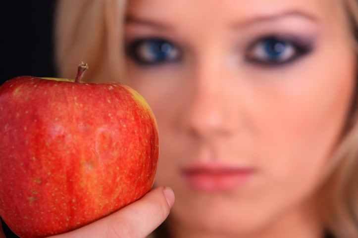 apple attractive beautiful beauty